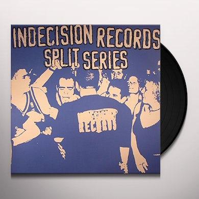 INDECISION RECORDS SPLIT SERIES / VARIOUS Vinyl Record
