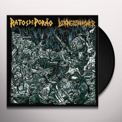 Ratos De Porao / Looking For An Answer SPLIT (Vinyl)
