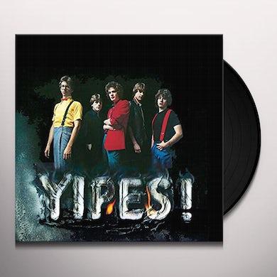 YIPES Vinyl Record