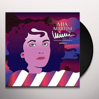 Mia Martini MIMI Vinyl Record
