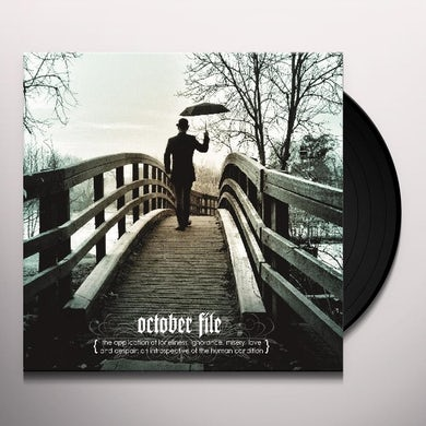 October File APPLICATION OF LONELINESS IGNORANCE MISERY LOVE & Vinyl Record
