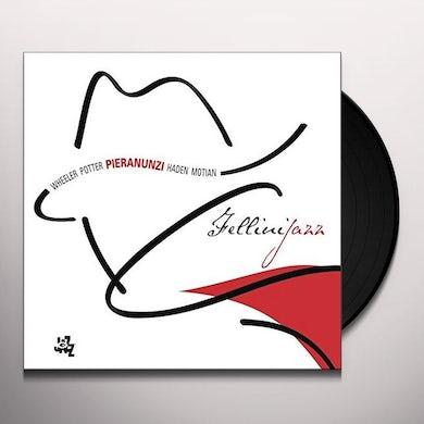Enrico Pieranunzi FELLINIJAZZ Vinyl Record