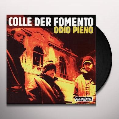 Colle der Fomento ODIO PIENO Vinyl Record