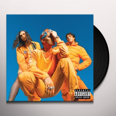 Waterparks Greatest Hits Vinyl Record