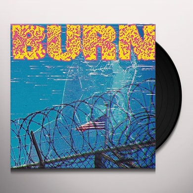 Burn FROM THE ASHES Vinyl Record