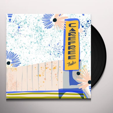 Surfer Blood  Carefree Theatre Vinyl Record