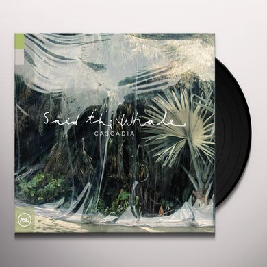 Cascadia (LP)(Translucent Green) Vinyl Record