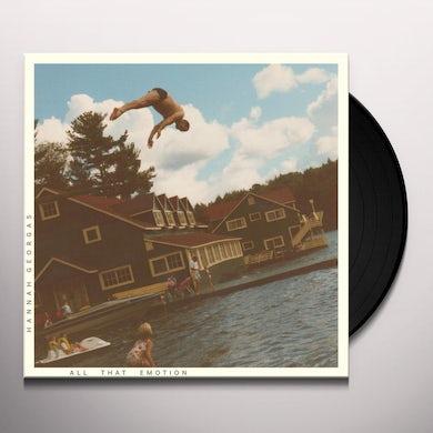 All That Emotion Vinyl Record