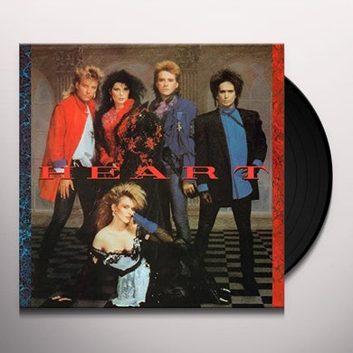 HEART Vinyl Record