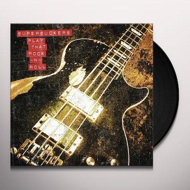 Supersuckers Play That Rock N Roll Vinyl Record