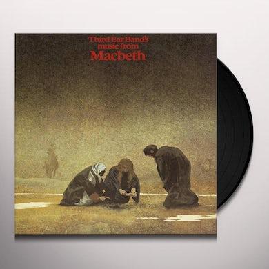 Third Ear Band MACBETH Vinyl Record