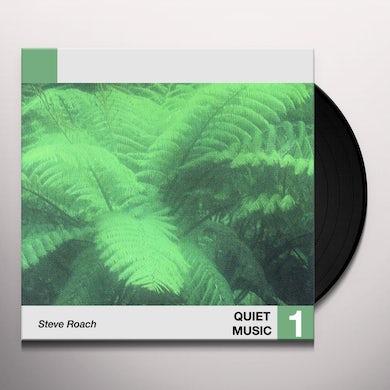 Steve Roach / Dirk Serries  Quiet Music 1 Vinyl Record