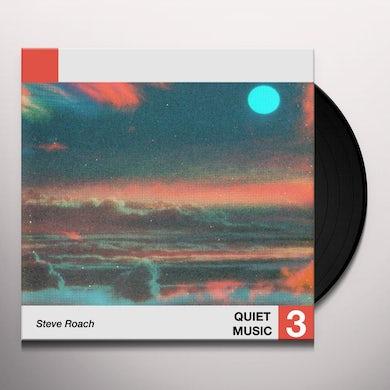 Steve Roach / Dirk Serries  Quiet Music 3 Vinyl Record