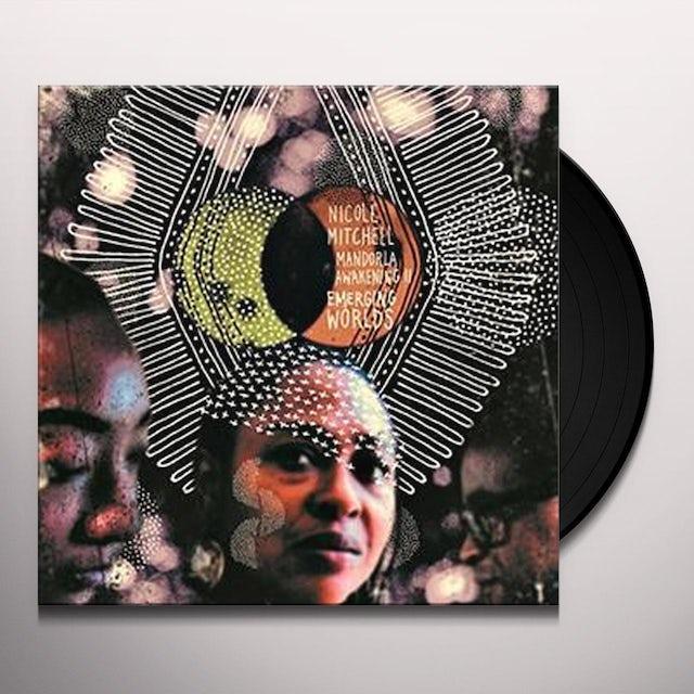 Nicole Mitchell MANDORLA AWAKENING II: EMERGING WORLDS Vinyl Record