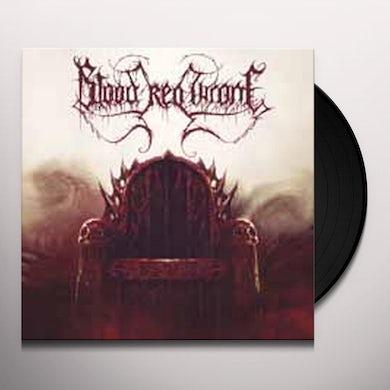 BLOOD RED THRONE Vinyl Record