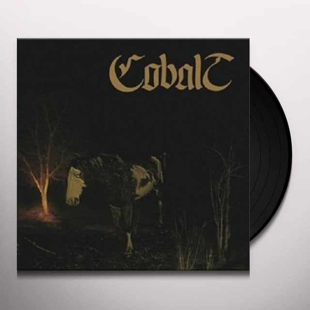 Cobalt WAR METAL Vinyl Record