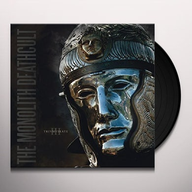 Monolith Deathcult TRIVMVIRATE Vinyl Record