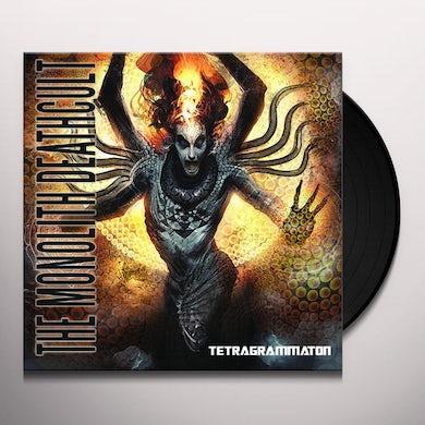 Monolith Deathcult TETRAGRAMMATON Vinyl Record
