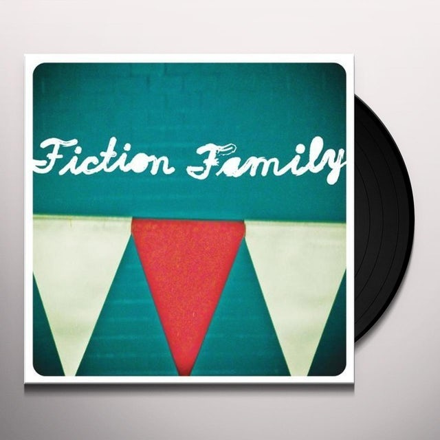Fiction Family Vinyl Record