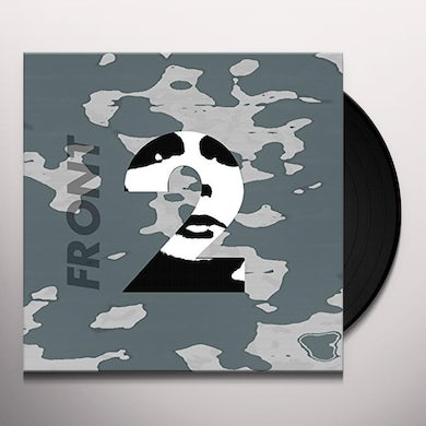 Front 242 GEOGRAPHY Vinyl Record