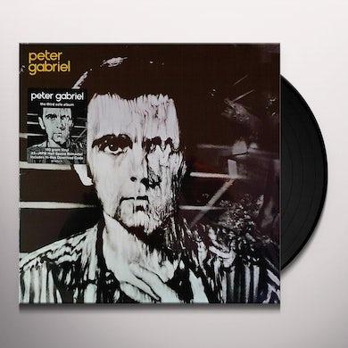 PETER GABRIEL 3 Vinyl Record