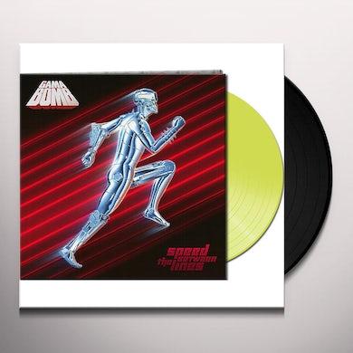 SPEED BETWEEN THE LINES Vinyl Record