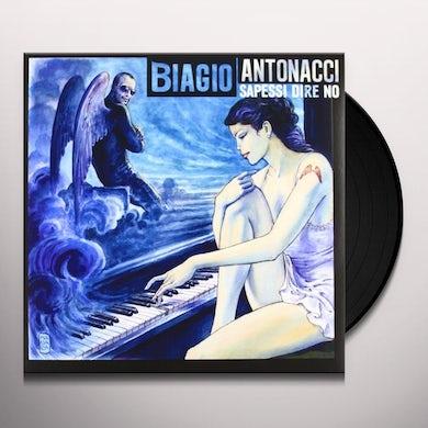 SAPESSI DIRE NO Vinyl Record