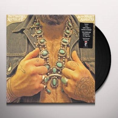 NATHANIEL RATELIFF & THE NIGHT SWEATS Vinyl Record