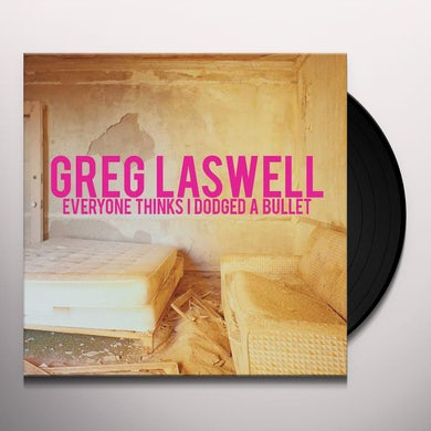 EVERYONE THINKS I DODGED A BULLET Vinyl Record