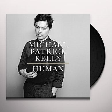 Michael Patrick Kelly HUMAN Vinyl Record