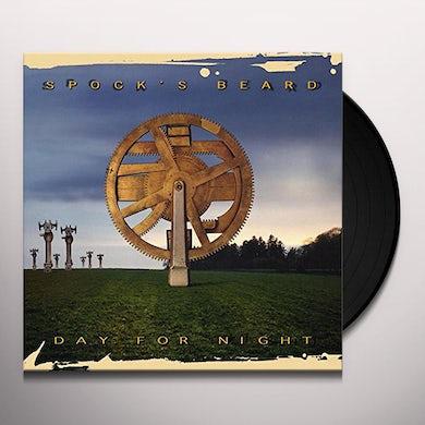 Spock'S Beard DAY FOR NIGHT (CLEAR VINYL) Vinyl Record