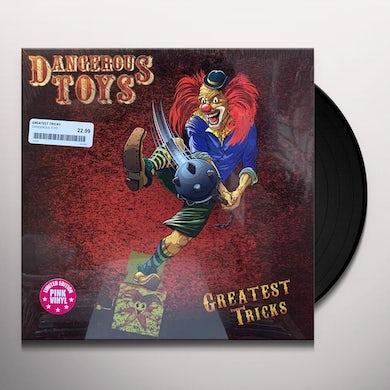 Dangerous Toys Greatest Tricks Vinyl Record