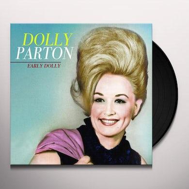 Dolly Parton Early Dolly Vinyl Record