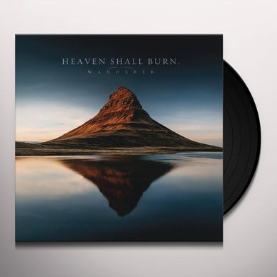 Heaven Shall Burn WANDERER Vinyl Record