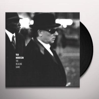 Van Morrison HEALING GAME Vinyl Record