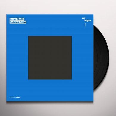Ensemble Adapter NODDING TERMS Vinyl Record