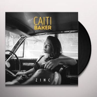 Caiti Baker ZINC Vinyl Record