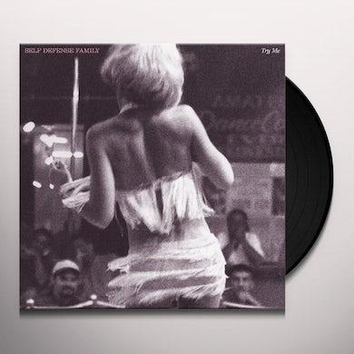 Self Defense Family TRY ME Vinyl Record