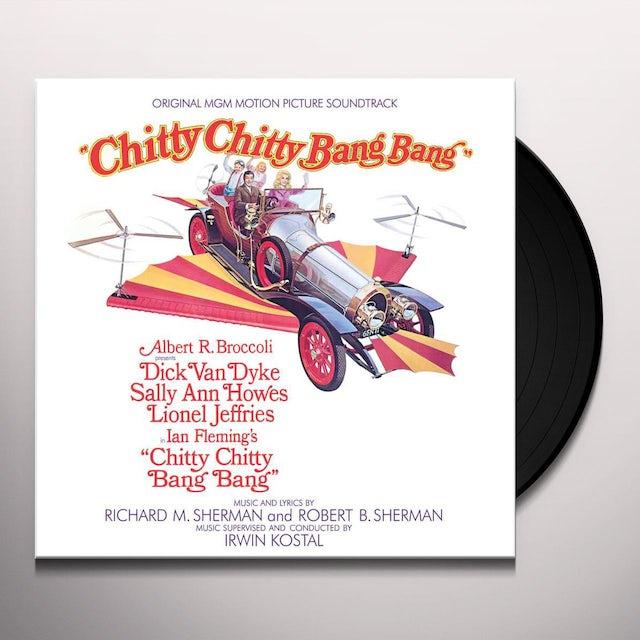 Chitty Chitty Bang Bang / O.S.T. Vinyl Record