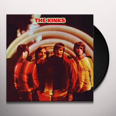 The Kinks Are The Village Green Preservation Society Vinyl Record