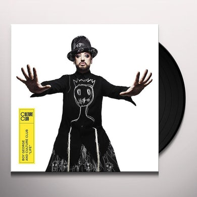 Boy George Life Vinyl Record