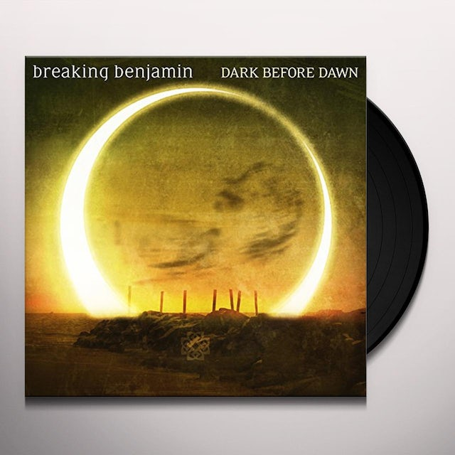 Breaking Benjamin DARK BEFORE DAWN Vinyl Record