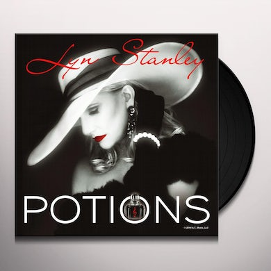 Lyn Stanley POTIONS (FROM THE 50'S) (BONUS TRACK) Vinyl Record - Limited Edition, 180 Gram Pressing