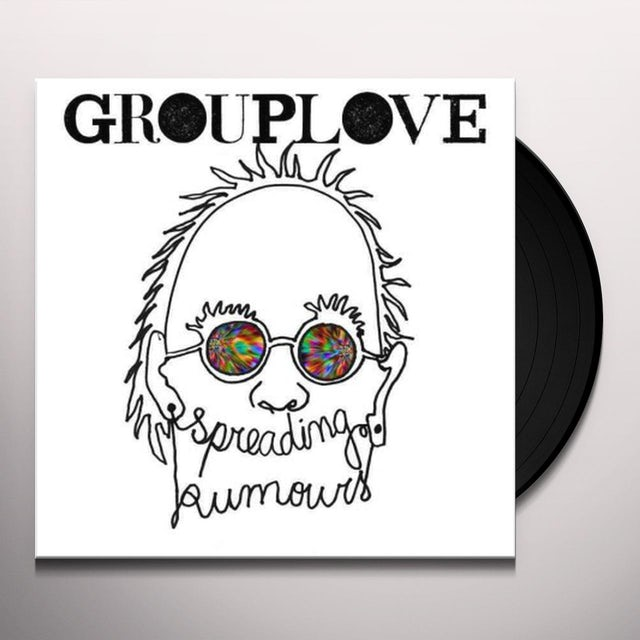 Grouplove SPREADING RUMOURS Vinyl Record