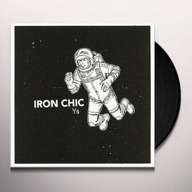Iron Chic YS Vinyl Record