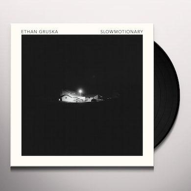 Ethan Gruska SLOWMOTIONARY Vinyl Record