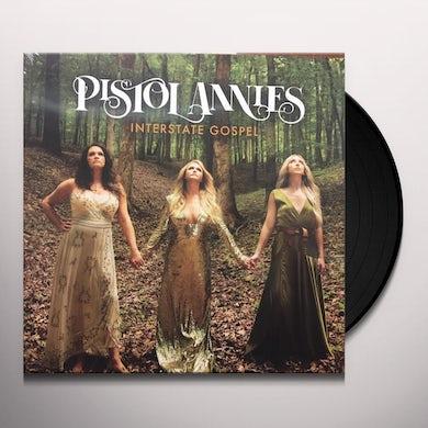 Pistol Annies INTERSTATE GOSPEL Vinyl Record