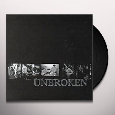 Unbroken AND B / FALL ON PROVERB Vinyl Record