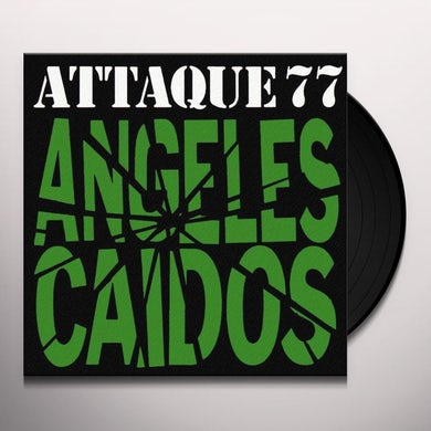 ANGELES CAIDOS Vinyl Record