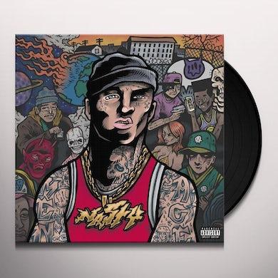 MENACE Vinyl Record